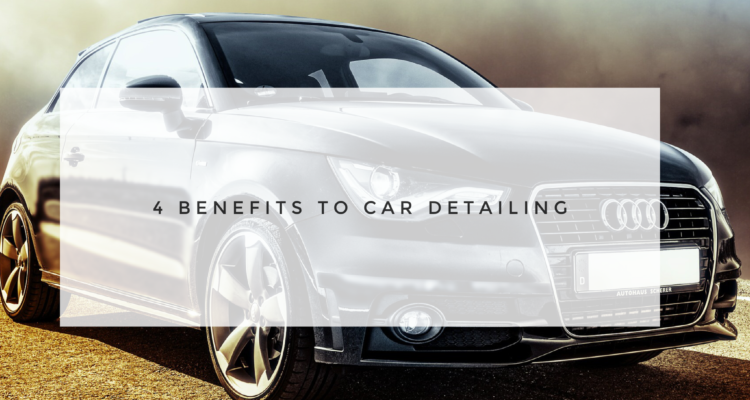 4 Benefits of Broken Arrow mobile auto detailing